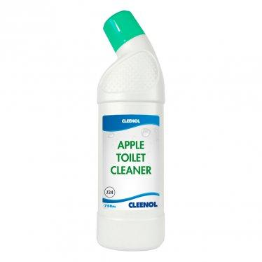 apple toilet cleaner 750ml