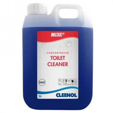 concentrated toilet cleaner