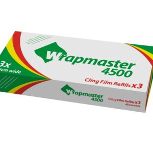 wrapmaster cling film