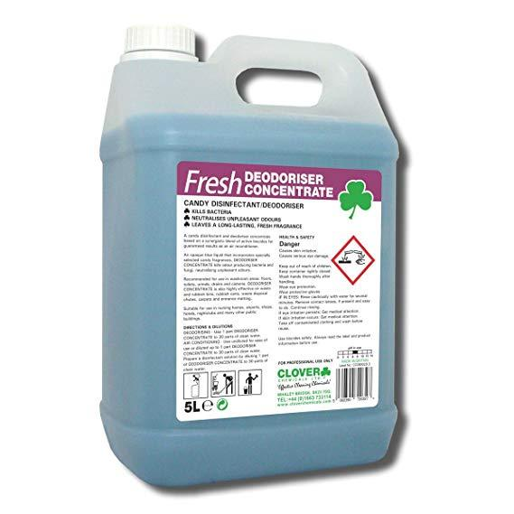 candy disinfectant