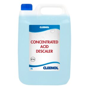 concentrated acid descaler