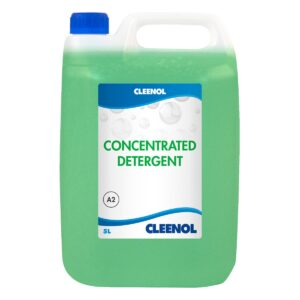 concentrated detergent