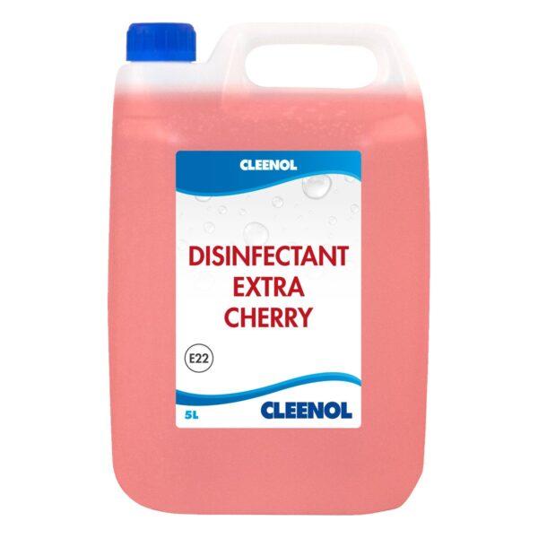 cherry disinfectant