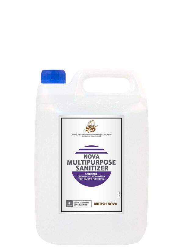 nova multipurpose sanitiser