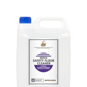 nova safety floor cleaner
