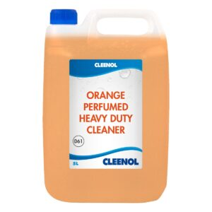 orange scented heavy duty cleaner