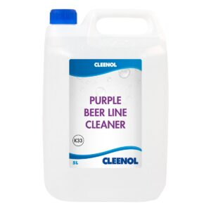 purple beer line cleaner 5 litre
